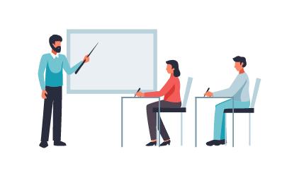 Corporate Classroom Training