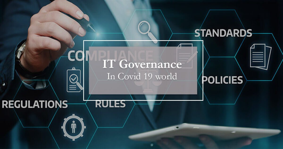 IT governance and COVID