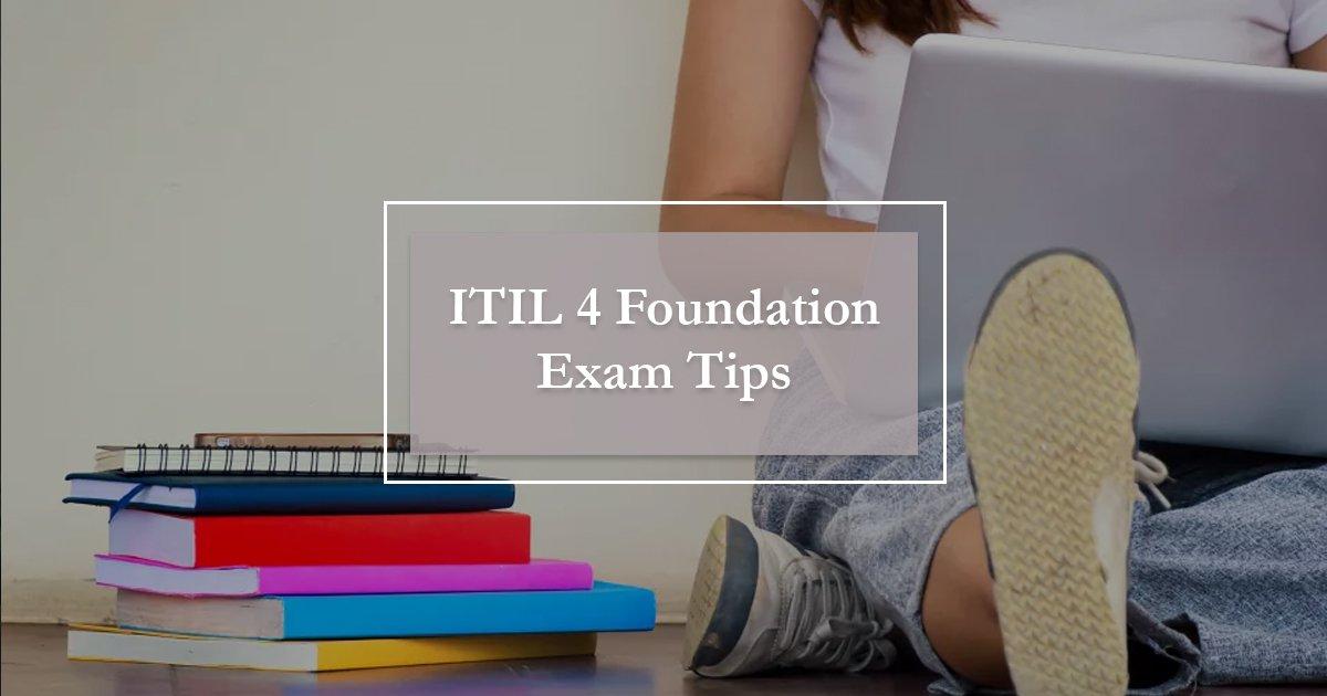 ITIL 4 Foundation Exam