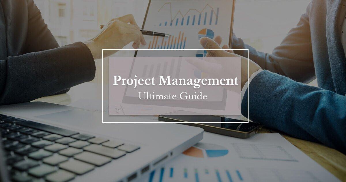 project management ultimate guide (